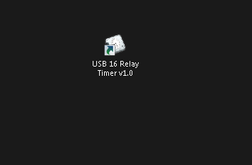 USB 16 Relay Timer