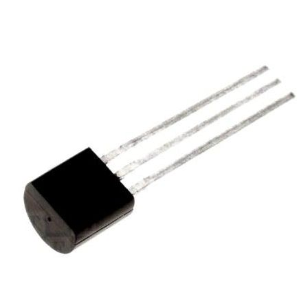 LM35DZ - temperature sensor 0÷100 C