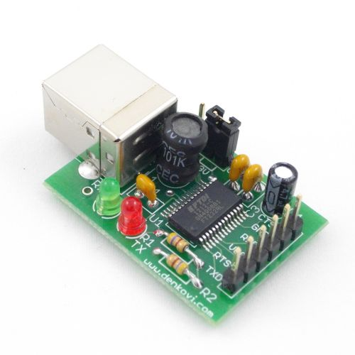 USB to serial UART FTDI interface Board for your Project