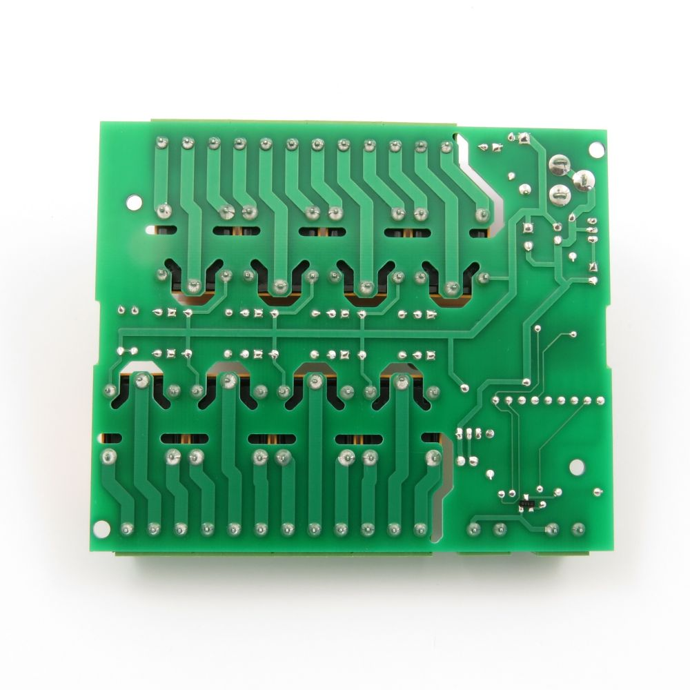 1 Wire Eight Channel Relay Board For Home Automation Electrical Wiring Channels One Card 8 Spdt