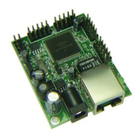 Internet/Ethernet 16 Channel Relay Board - IP, SNMP, Web, Home Automation