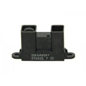 Infrared Proximity Distance Sensor - Sharp GP2Y0A02YK0F, 20-150cm