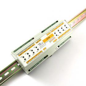 smartDEN LAN Ethernet 16 Relay Module - DIN Rail BOX