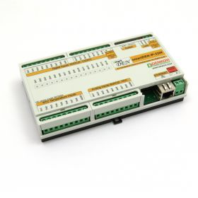 smartDEN IoT Internet / Ethernet 32 Inputs Module - DIN Rail BOX