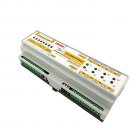 smartDEN Maxi - I/O Relay Module SNMP, HTTP with DIN RAIL