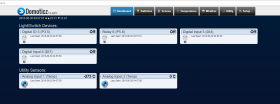 Ethernet 12 relay module - Web, TCP/IP, Telnet, HTTP API, E-mails