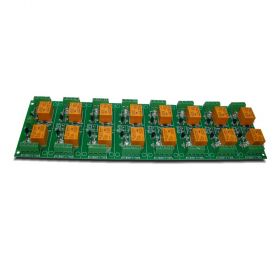 16 Channel relay board for your Arduino or Raspberry PI - 12V