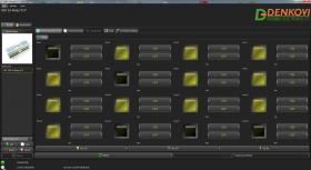 USB 16 Channel Relay Module for Automation, DIN Rail BOX - Virtual COM (Serial) Port