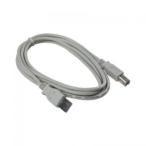 USB Printer cable (CAB-USBAB5.0G) gold plated, 5.0m