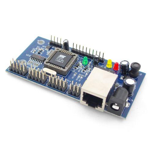 DAEnetIP1 - SNMP Ethernet controller with 28 digital/analog I/O