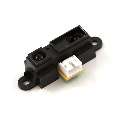 Infrared Proximity Distance Sensor - Sharp GP2Y0A21YK, 10-80cm