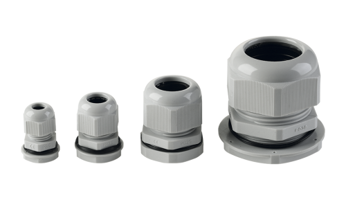 Cable glands PG type - 5 pieces