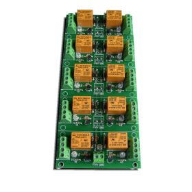 10 Channel relay board for your Arduino or Raspberry PI - 24V