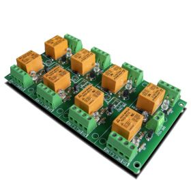 8 Channel relay board for your Arduino or Raspberry PI - 5V