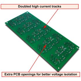 10 Channel relay board for your Arduino or Raspberry PI - 12V