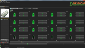 WiFi 16 Relay Module, TCP/IP, UDP, Virtual Serial Port - DIN BOX